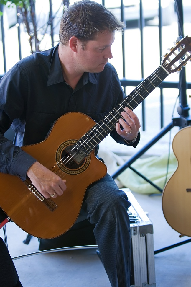 Denver Colorado Guitarist Michael Lancaster.  Weddings and special occasions.